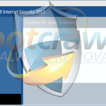 Win 8 Internet Security virus version 2