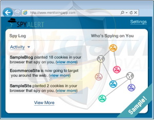 Spy Alert removal