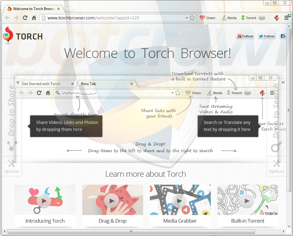How to remove Torch malware - Torch Browser virus removal