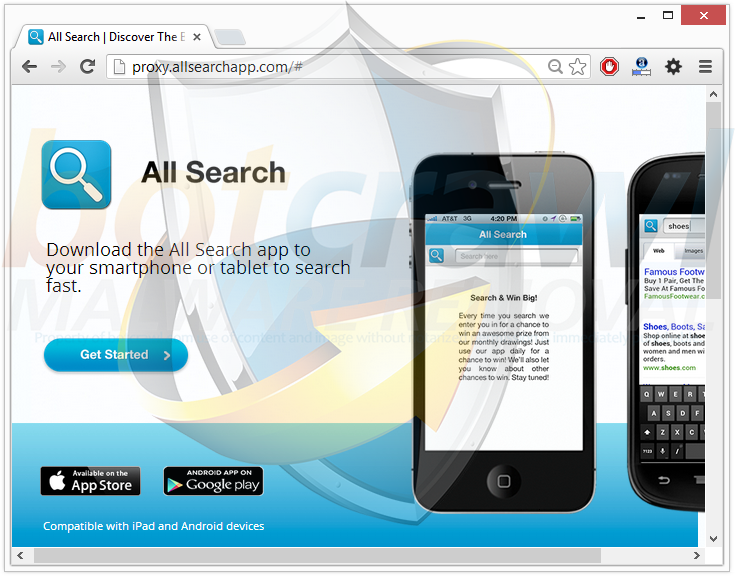 AllSearchApp removal