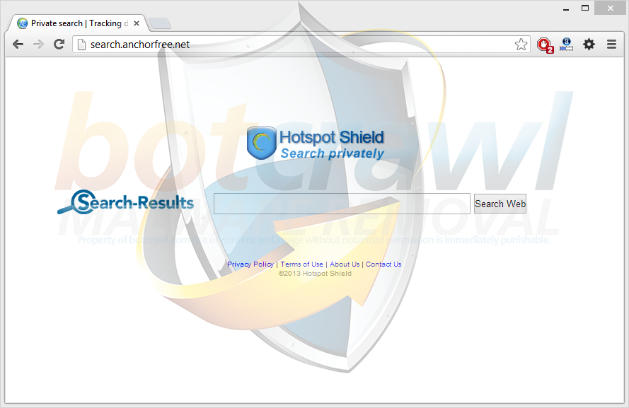 Hotspot Shield Search
