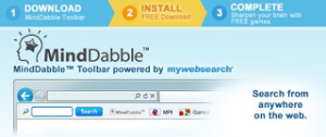 MindDabble Toolbar removal
