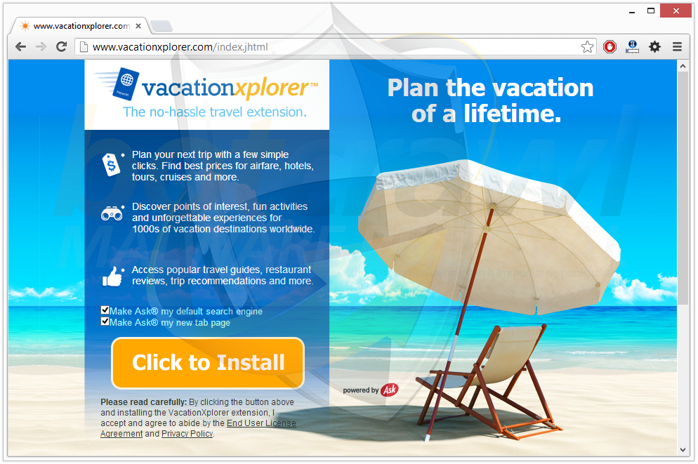 Vacation Xplorer