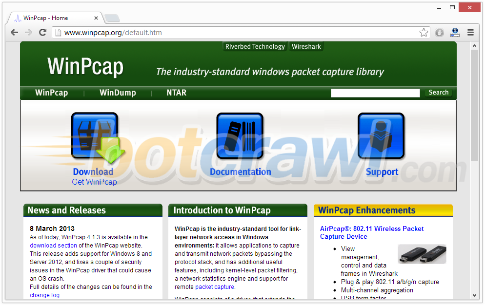 How To Remove The Winpcap Virus Removal Instructions