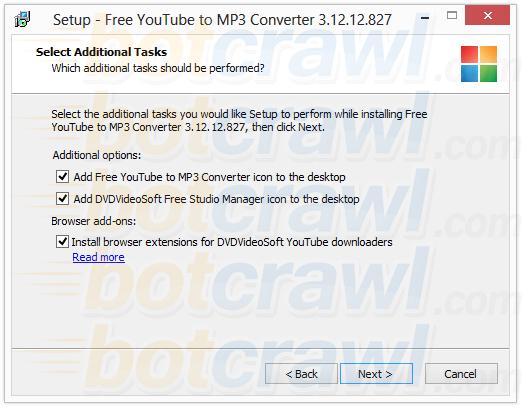 DVDVideoSoft Toolbar install