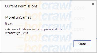 MoreFunGames malware