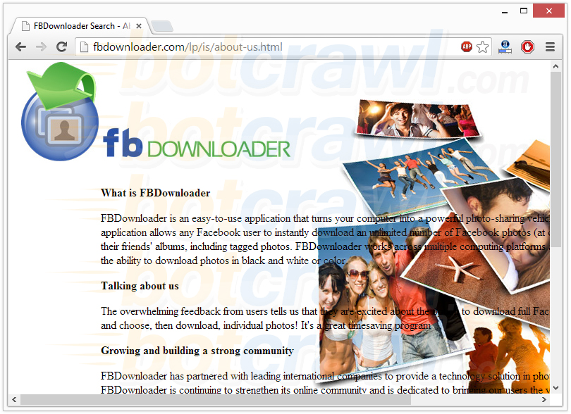 Native Search fbdownloader