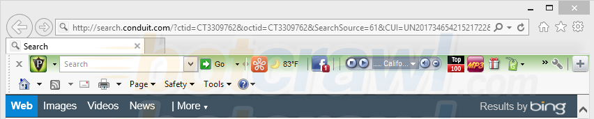 Protected Toolbar