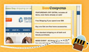 Bee Coupons virus removal