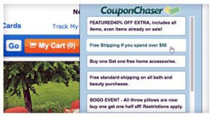 CouponChaser virus