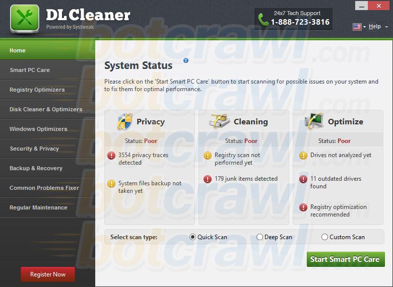 DLCleaner virus