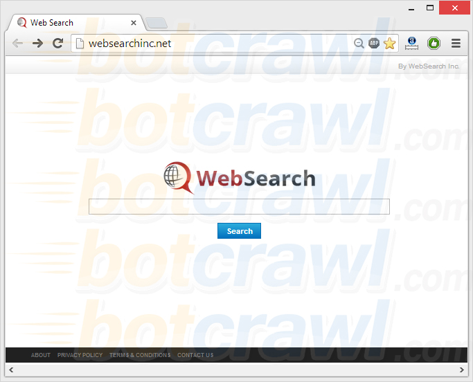 websearchinc.com virus