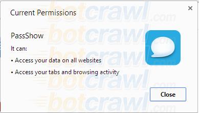 PassShow malware