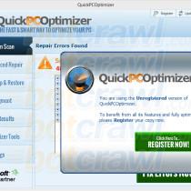 remove QuickPCOptimizer malware