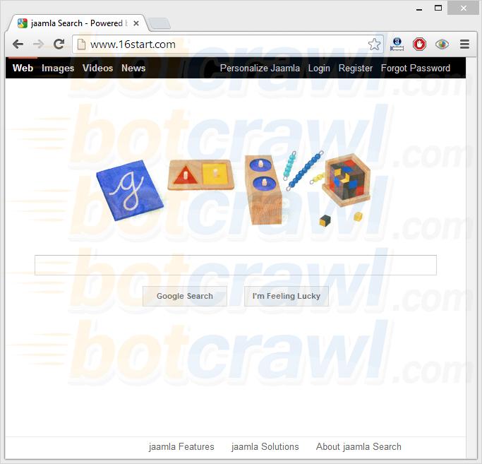 16start.com virus removal
