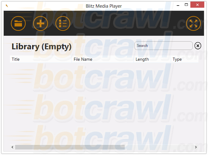 Blitz Media Player virus