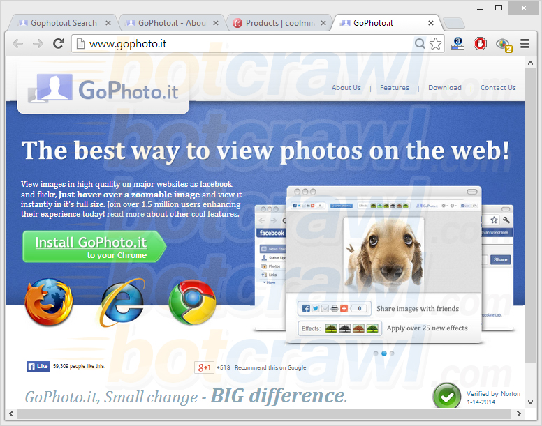 gophoto.it virus