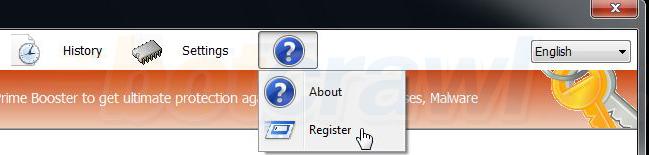 remove windows prime booster malware