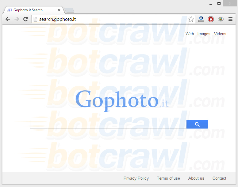 search.gophoto.it redirect virus