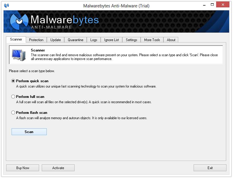 PC Speed Maximizer removal malwarebytes