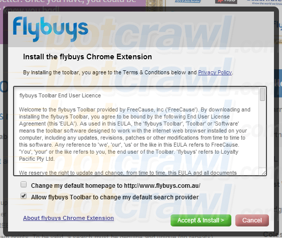 flybuys malware