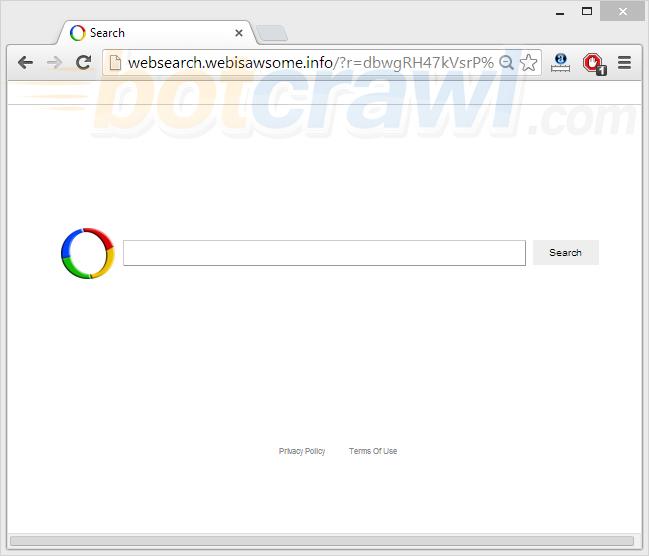 websearch.webisawsome.info virus