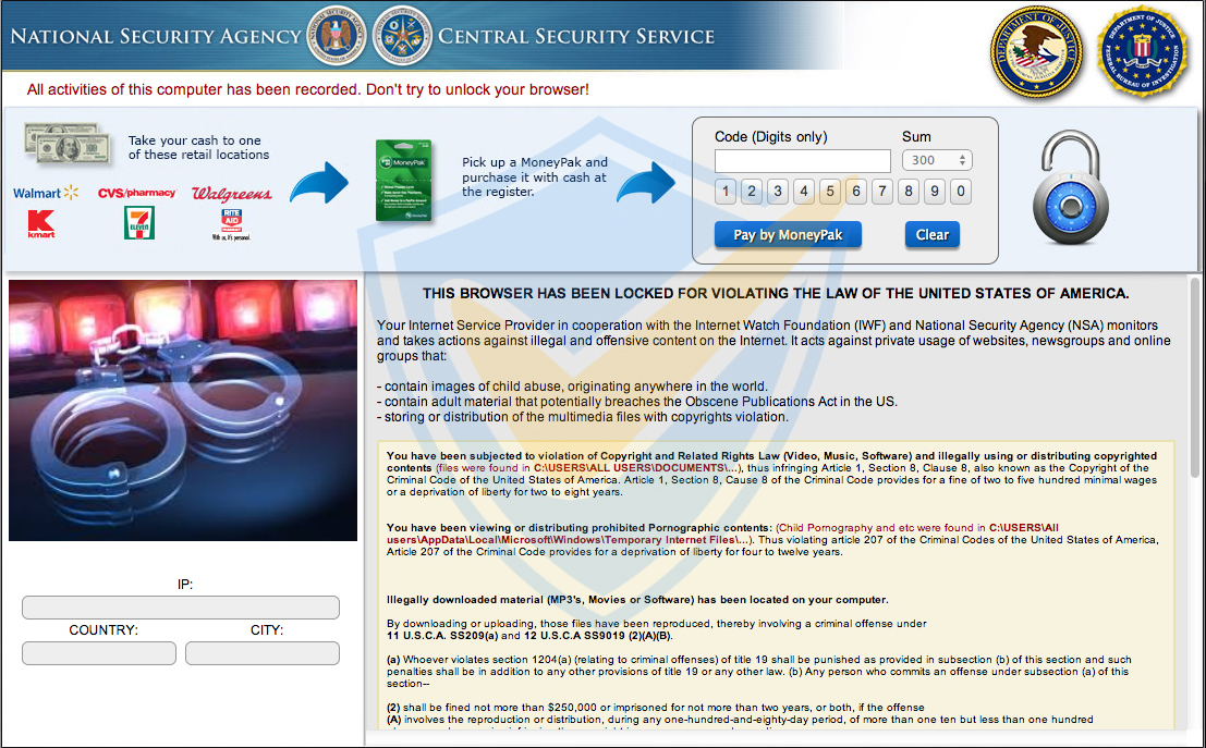 fbi.gov.crimeperson.us browser lock virus