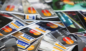 using credit cards puts you at risk