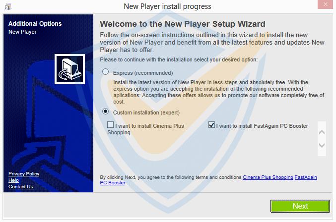 FastAgain PC Booster malware