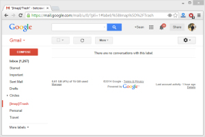5 Million Gmail Usernames and Passwords leaked by hackers