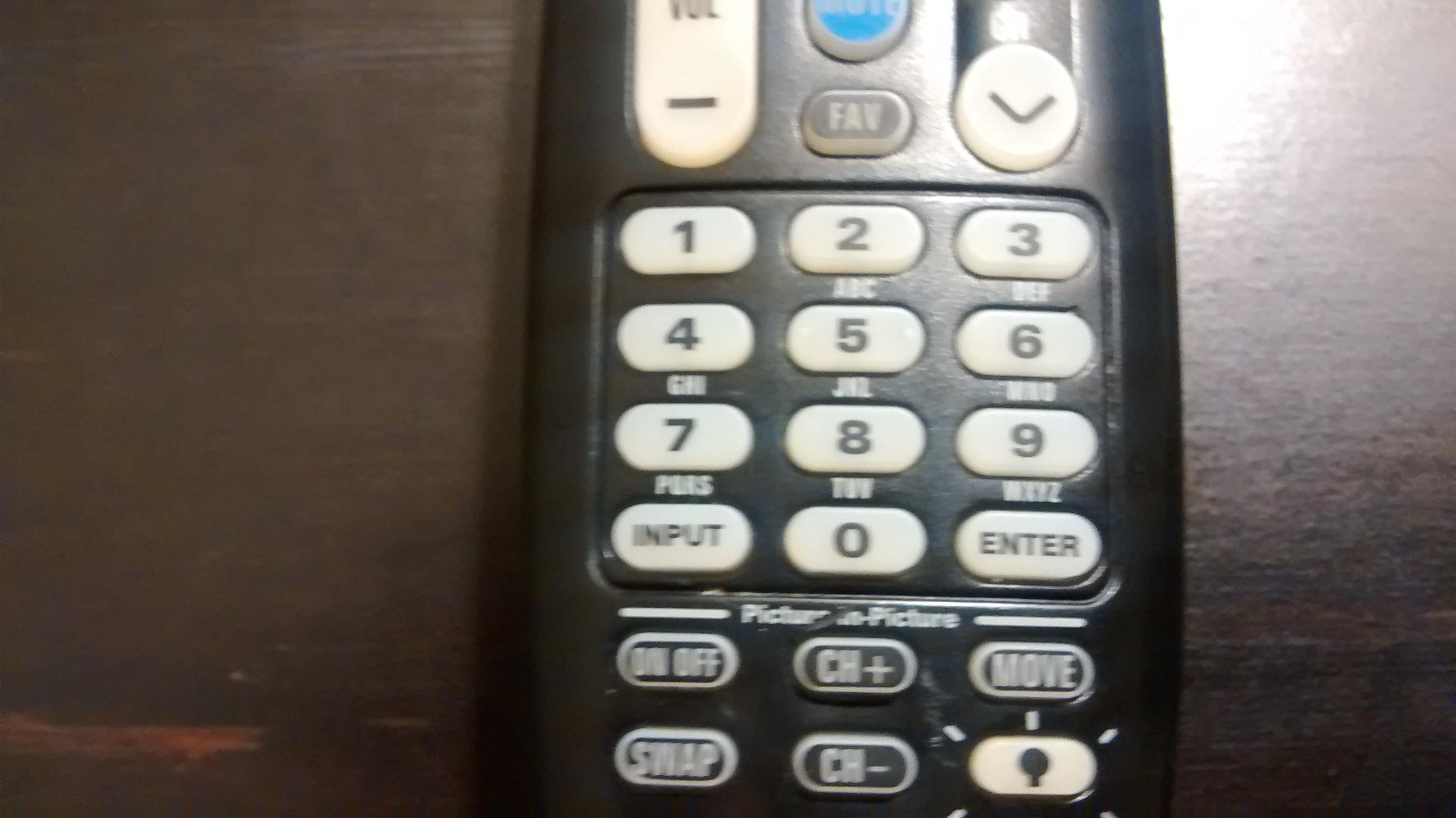 Cox Remote TV