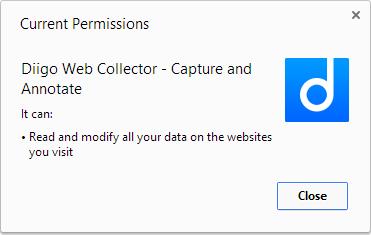 Diigo Web Collector