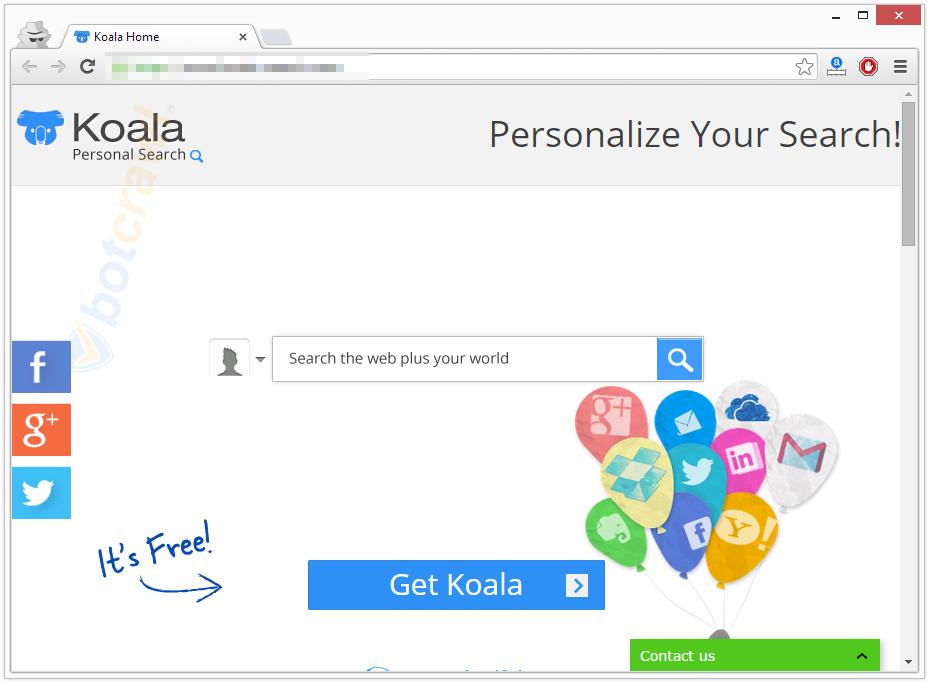 Koala Personal Search