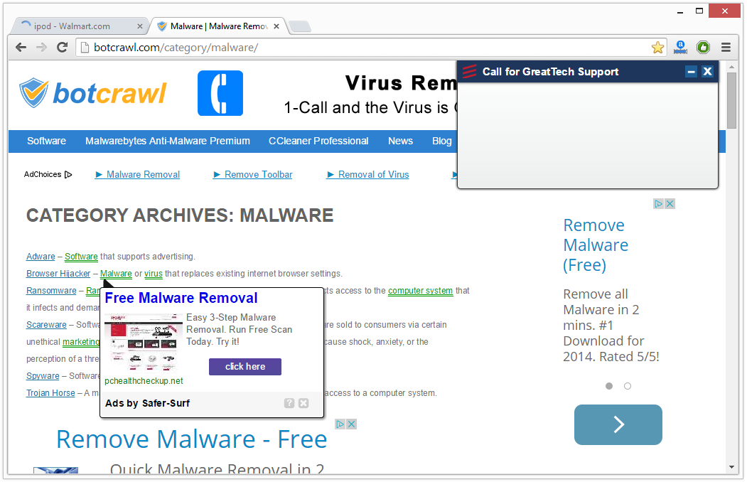 how to get rid if adware mobidash on adroid