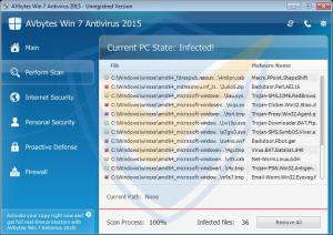 AVbytes Win 8 Antivirus 2015