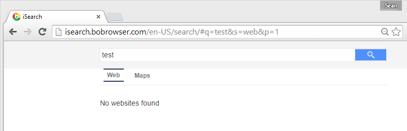 isearch.bobrowser.com removal
