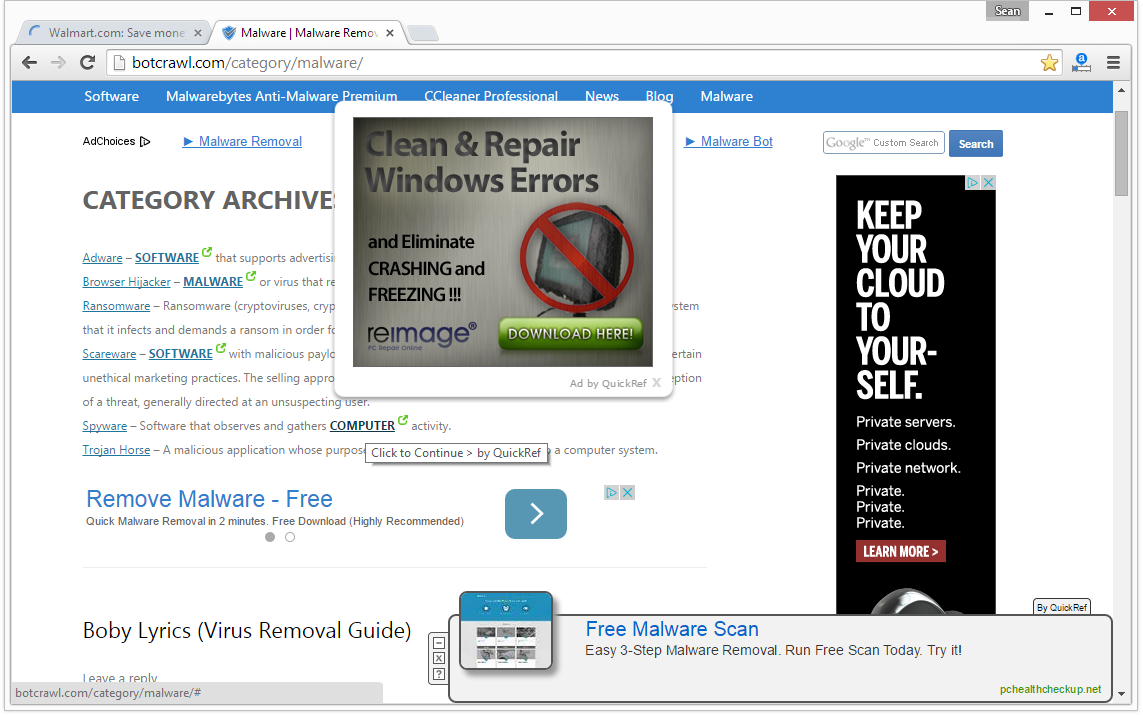 How to remove FlashBeat (Virus Removal Guide)