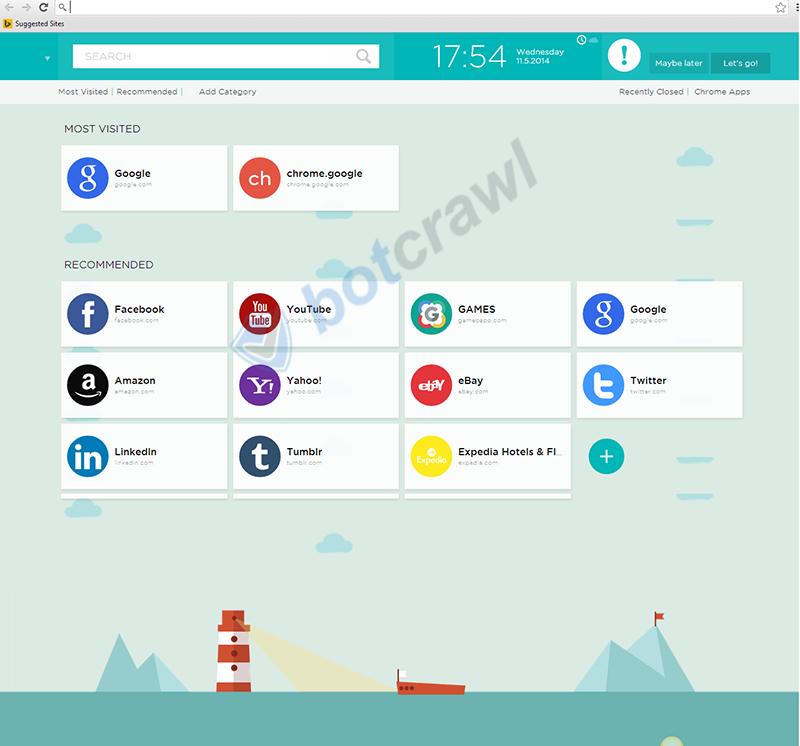 Jamenize browser