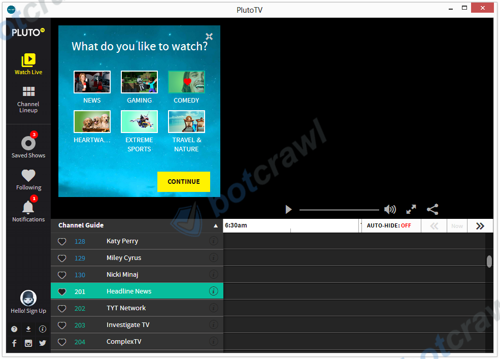 How to remove Pluto TV (Virus Removal Guide)