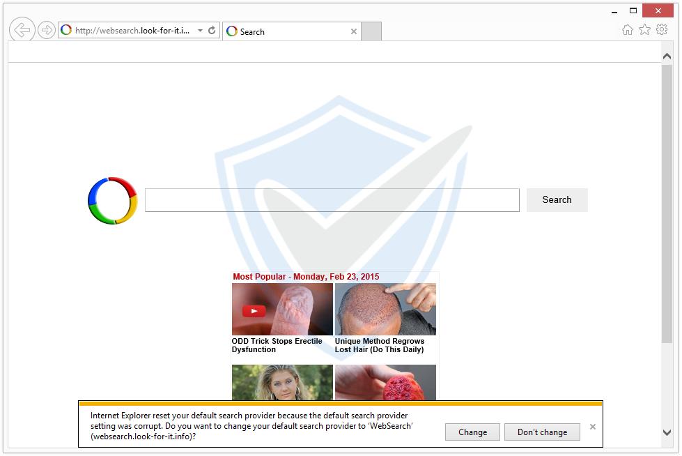 websearch.look-for-it.info virus