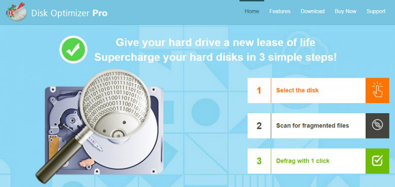 How to remove Disk Optimizer Pro (Virus Removal Guide)