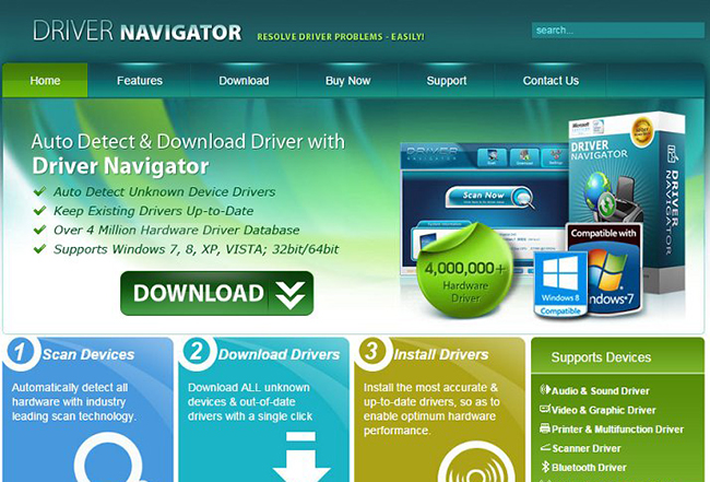 How to remove Driver Navigator (Virus Removal Guide)