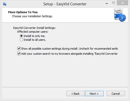 EasyVid Converter
