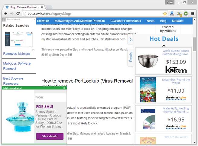 How to remove InfiniNet (Virus Removal Guide)