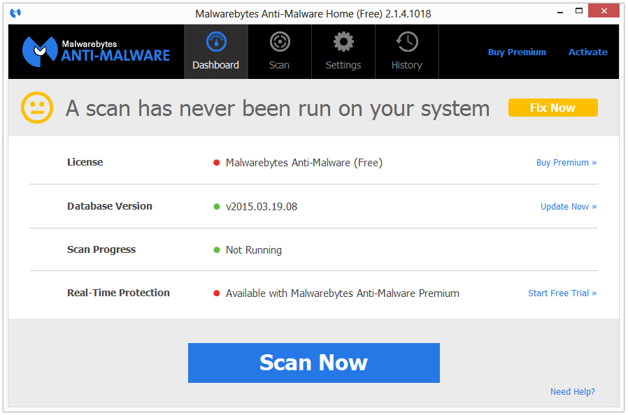 How to remove bitcoinminer virus removal guide botcrawl 3 click the large scan now button or visit the scan tab to manually run a scan bitcoinminer virus removal ccuart Images