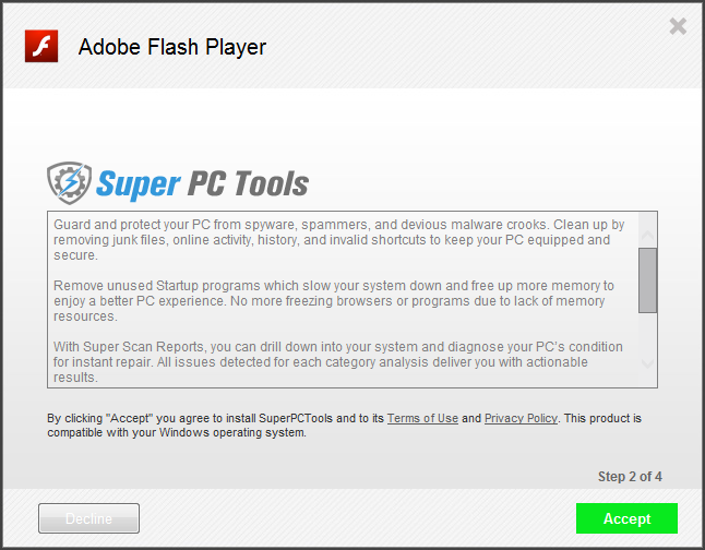 Super PC Tools virus