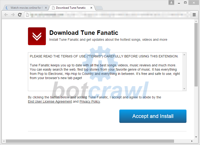 How to remove Tune Fanatic (Virus Removal Guide) - Botcrawl