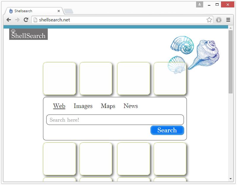 ShellSearch.net virus