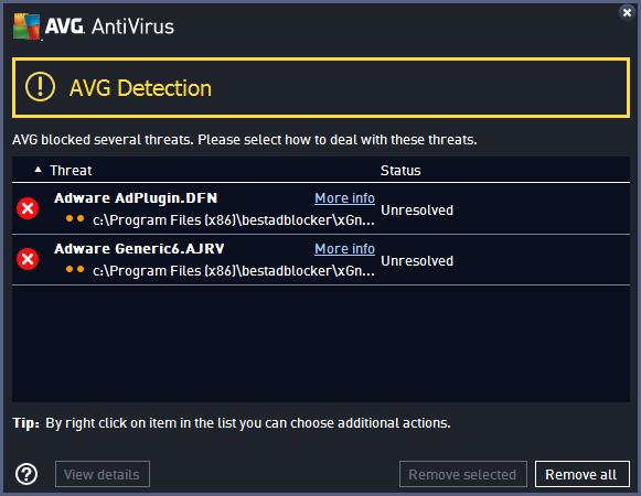 bestadblocker virus