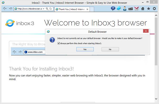 Inbox3 Browser